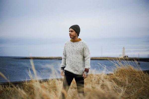 BRIM sweater